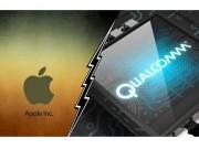 """Qualcomm tìm cách  """" ngăn cấm """"  Apple bán iPhone X tại Mỹ"""