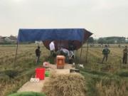 Nóng: Bắt nghi phạm liên quan tới  vụ thi thể cô gái dưới cống nước ở Nam Định