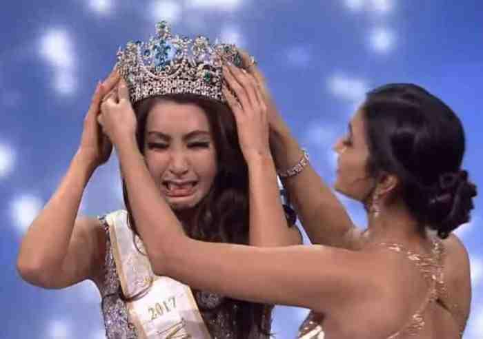 Á hậu Việt có vòng ba 1 mét lọt top 25 Hoa hậu Siêu quốc gia - 6