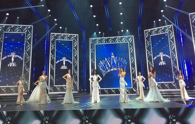 Á hậu Việt có vòng ba 1 mét lọt top 25 Hoa hậu Siêu quốc gia - 3