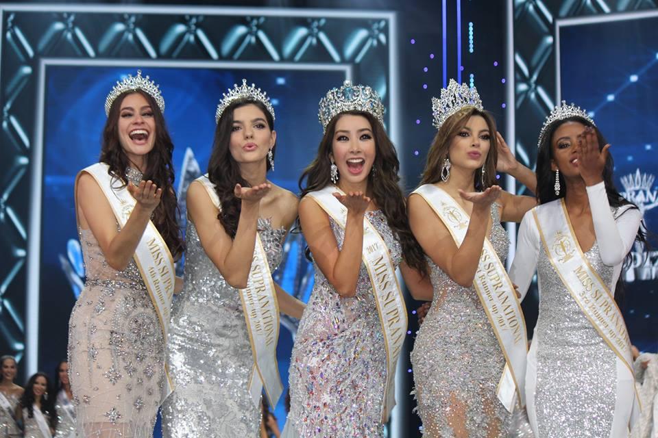 Á hậu Việt có vòng ba 1 mét lọt top 25 Hoa hậu Siêu quốc gia - 4