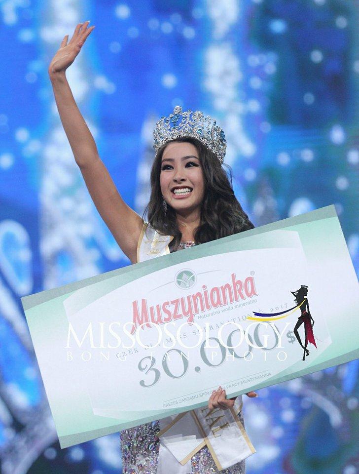 Á hậu Việt có vòng ba 1 mét lọt top 25 Hoa hậu Siêu quốc gia - 7