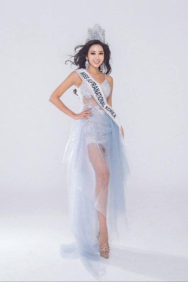 """Thân hình nuột nà không """"góc chết"""" của Hoa hậu Siêu quốc gia 2017 Jenny Kim - 6"""