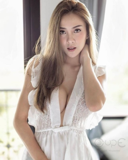Yêu ngay từ cái nhìn đầu tiên mẫu nội y Thái xinh như hoa hậu - 2