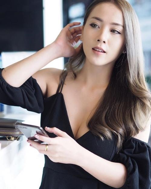 Yêu ngay từ cái nhìn đầu tiên mẫu nội y Thái xinh như hoa hậu - 4