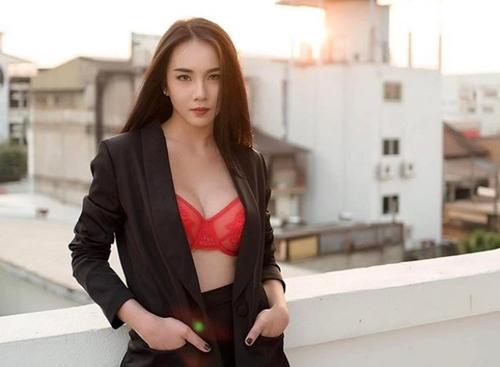 Yêu ngay từ cái nhìn đầu tiên mẫu nội y Thái xinh như hoa hậu - 7
