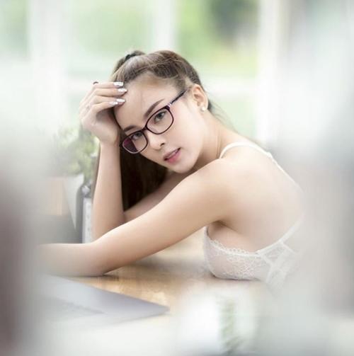 Yêu ngay từ cái nhìn đầu tiên mẫu nội y Thái xinh như hoa hậu - 13