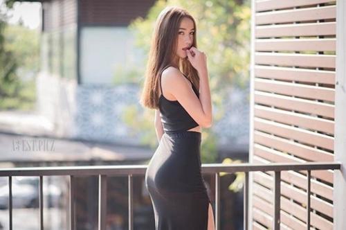 Yêu ngay từ cái nhìn đầu tiên mẫu nội y Thái xinh như hoa hậu - 10