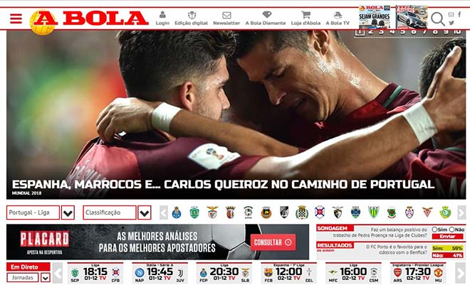 Bốc thăm World Cup: Báo Tây Ban Nha sợ Ronaldo, truyền thông Anh ngại Brazil - 7