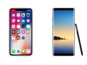 Samsung  đánh bại  bộ ba iPhone năm nay như thế nào?