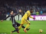 """Napoli - Juventus: Cú đấm chí tử từ """"kẻ phản bội thế kỷ"""""""