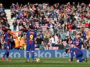 Bóng đá - Barca 2 trận mất 2 bàn, 4 điểm: Âm mưu của La Liga lộ rõ?
