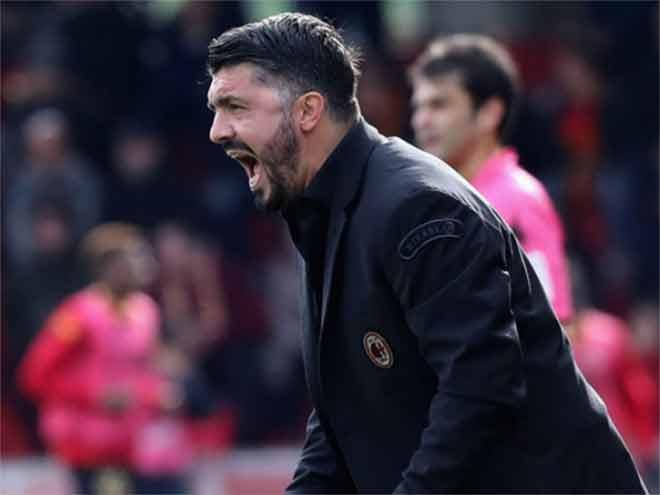 Benevento - AC Milan: Gattuso ra mắt, bàn thắng muộn khó tin - 1