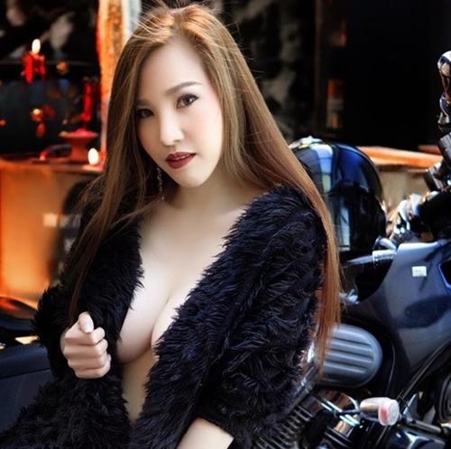 Áo ấm không nội y - độc chiêu quyến rũ mới của phái đẹp châu Á - 2