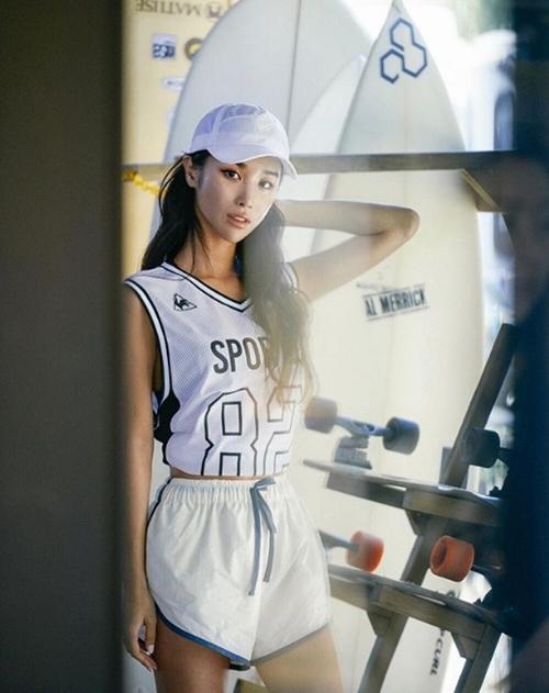 Cuộc sống sang chảnh của mẫu Hàn ở Dubai - 10