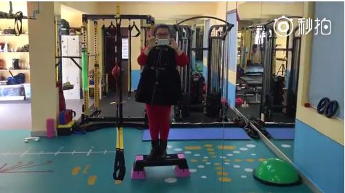 """""""Bà béo"""" trong phim Châu Tinh Trì gây sốc vì giảm hơn 60 kg - 1"""