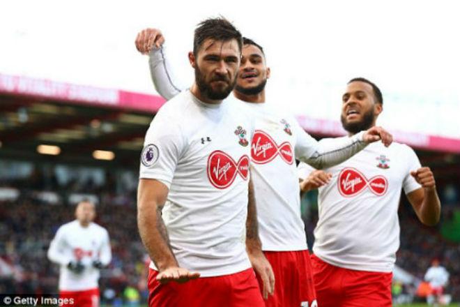 Bournemouth - Southampton: Rượt đuổi ấn tượng, gay cấn phút cuối - 2