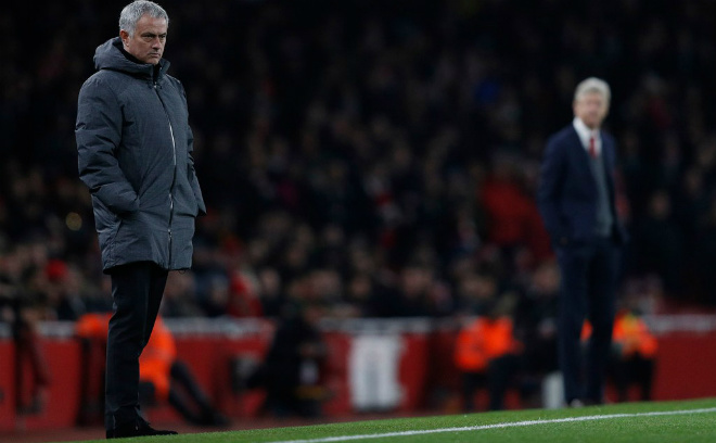 MU hạ Arsenal, xứng danh anh hùng: Tinh thần Mourinho bất diệt - 2