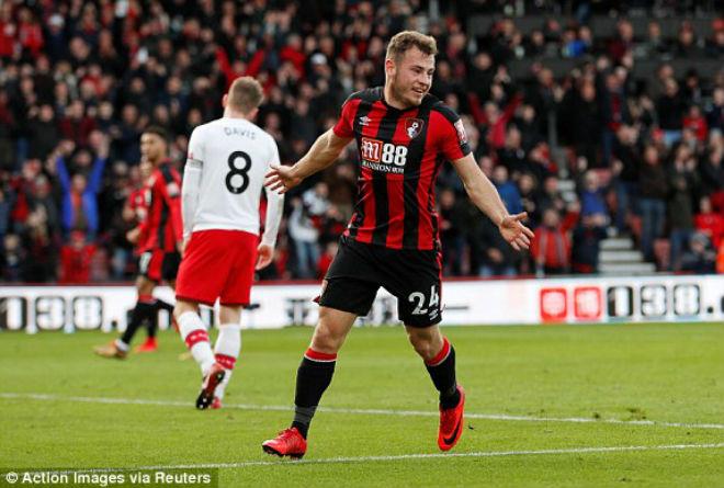 Bournemouth - Southampton: Rượt đuổi ấn tượng, gay cấn phút cuối - 1