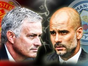 """Bóng đá - MU đại chiến Man City: Mất Pogba, Mourinho không thiếu """"vũ khí bí mật"""""""