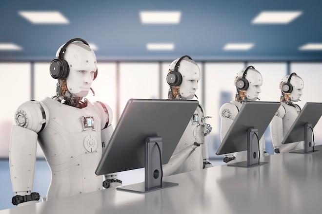 Robot sẽ khiến 800 triệu người thất nghiệp trong 13 năm tới - 1