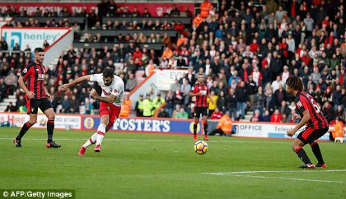 Chi tiết Bournemouth - Southampton: Cựu sao Chelsea suýt là người hùng (KT) - 8