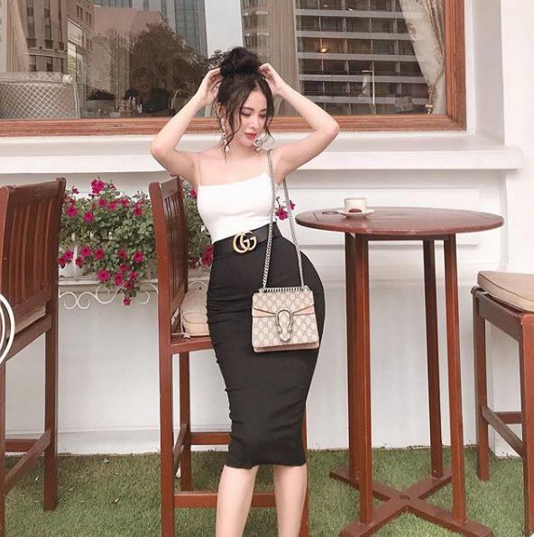Angela Phương Trinh khoe vòng ba gây nghi vấn - 2