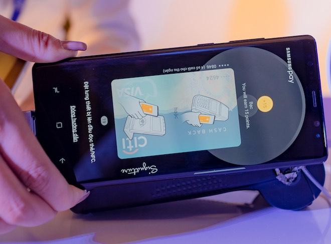 """Samsung Pay có """"lay động"""" được thói quen dùng tiền mặt của người Việt? - 1"""