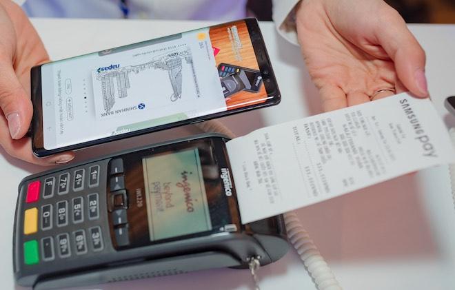 """Samsung Pay có """"lay động"""" được thói quen dùng tiền mặt của người Việt? - 2"""