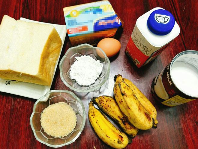 Bánh chuối nướng, món ăn vặt gây thương nhớ những ngày đông - 2