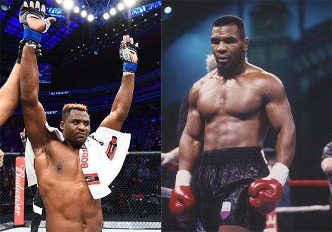 """Kinh hãi UFC: """"Quái nhân"""" khủng nhất thế giới, 1 đấm tử thần - 2"""