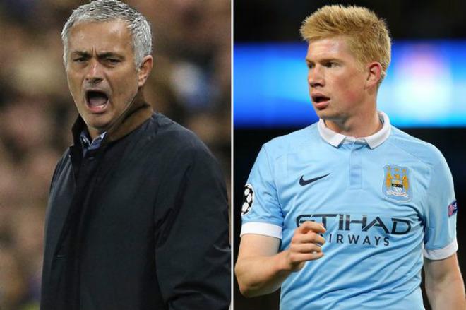"""MU đấu sinh tử Man City: Chờ Mourinho """"giải mã"""" Pep, bắt chết De Bruyne - 2"""