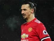 """Bóng đá - Man City lộ yếu điểm, MU cần """"người khổng lồ"""" Ibrahimovic đá derby"""