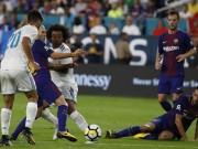 """Bóng đá - Siêu kinh điển: Barca âu lo vì trọng tài, chờ Real """"xoay chuyển càn khôn"""""""