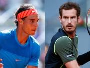 Tin thể thao HOT 4/12: Nadal đấu Murray,  tiểu Federer  giải tiền Úc mở rộng