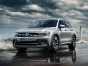Volkswagen Tiguan bản 7 chỗ giá 1,699 tỷ đồng ở Việt Nam