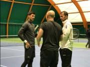Mơ giống Federer, Nadal: Djokovic tiết lộ  vũ khí  bí mật