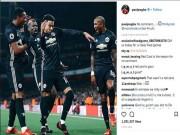 MU rối bời: Martial chửi Mourinho, sẽ sớm bị  thanh trừng