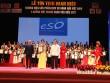 ESO vinh dự đạt top 100 thương hiệu sản phẩm dịch vụ hàng đầu Việt Nam.