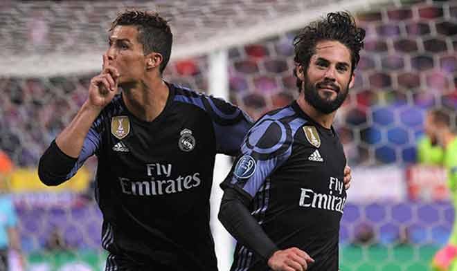 """Real """"hít khói"""" Barca: Ronaldo, Isco mắc hội chứng rối loạn lo âu - 1"""