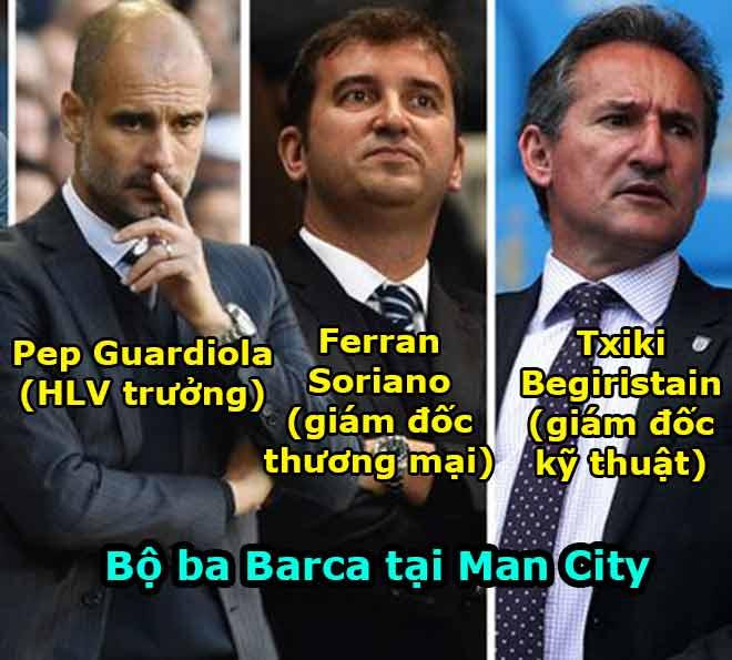 Kinh điển MU – Man City: Thời thế thay đổi, MU hãy học Man City để thành công! - 1