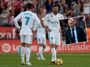 Bóng đá - Real loạn: SAO trẻ trợn mắt cãi Zidane, Ronaldo ích kỷ chỉ cắm đầu sút