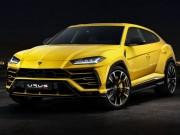 Siêu SUV Lamborghini Urus chốt giá từ 4,6 tỷ đồng
