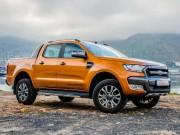 Ford Ranger và Explorer tạm ngưng nhập về Việt Nam