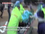 Lần đầu công bố video về lính Triều Tiên sau khi đào tẩu