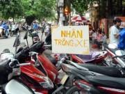 Tin tức trong ngày - Hà Nội: Phí thuê vỉa hè trông giữ xe tăng tối đa 300%