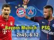 """Bayern Munich – PSG: """"Hùm xám"""" mài nanh chờ rửa hận"""