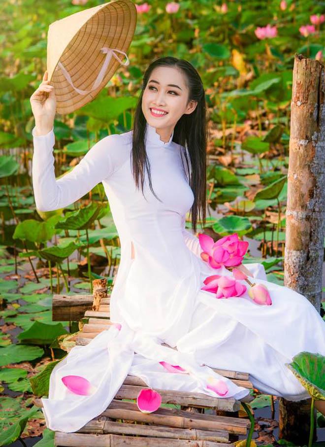 Cô gái Bình Thuận xinh như hoa chỉ cách mát xa để vòng 1 tròn trịa - 6
