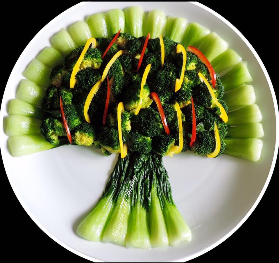 Ngắm hoài không chán những món ăn Noel đẹp lạ của mẹ Việt ở Malaysia - 7
