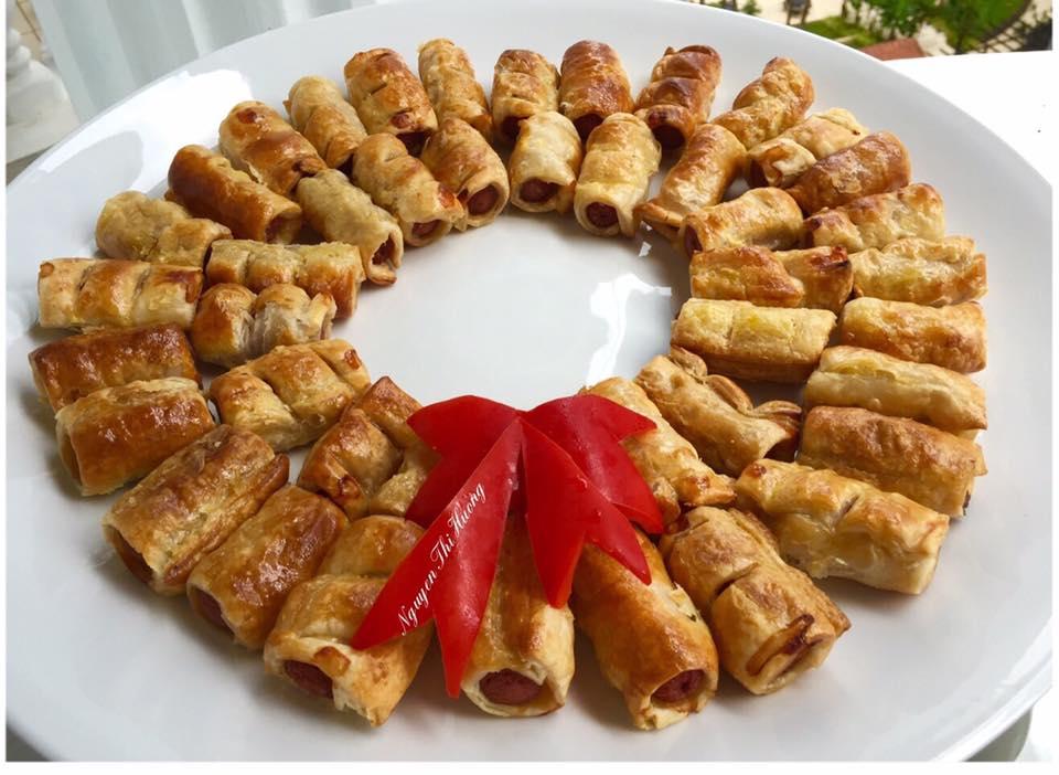 Ngắm hoài không chán những món ăn Noel đẹp lạ của mẹ Việt ở Malaysia - 8
